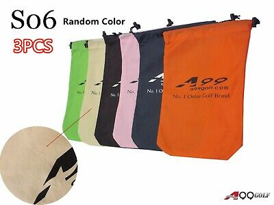 A99 Golf S06-II Pouches Non-woven Fabric Tote Shoes Bag/pouch 3pcs