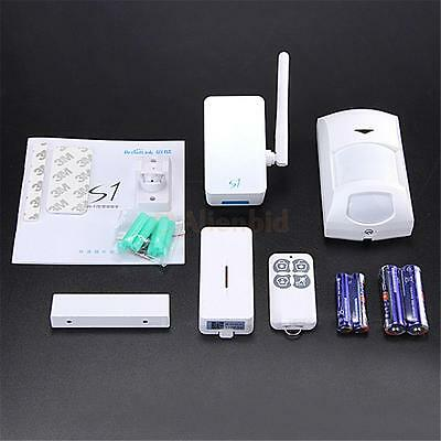 Broadlink S1C Home Automation System Alarm Security Remote Control for Android