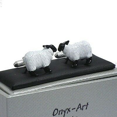 Novelty Sheep Cufflinks New Cuff links