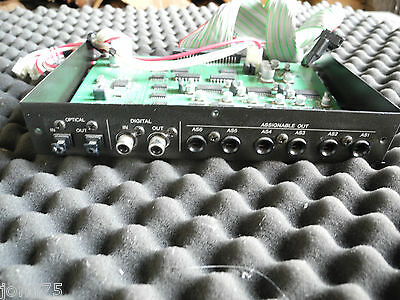 YAMAHA E/S AIEB1 optique Coaxial A SAMPLER interface card SU700 A5000 4000 A3000