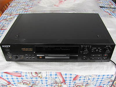 Sony Minidisc Deck MDS-JB930, Made in Japan !