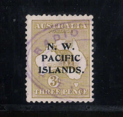 N. W. Pacific Islands #3 Used