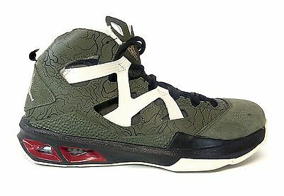 buy popular a8b0f f88d9 Nike Men s Jordan MELO M9 Basketball Shoes Khaki 551879-343 a3