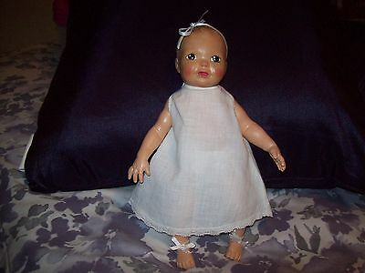 Cute 1950s Linda Baby Tagged Slip/Gown and Diaper Terri Lee's Little Sister