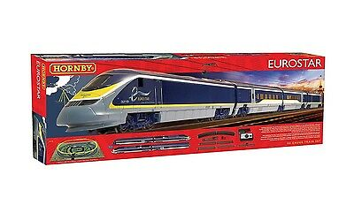 Hornby R1176 Eurostar 2014 Model Train Set 00 Gauge DCC Ready New Sealed
