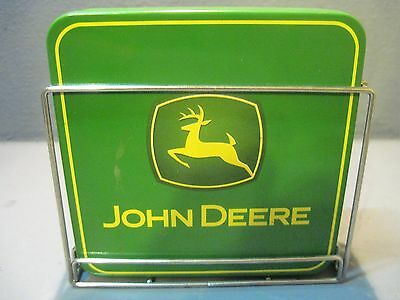 John Deere 4 Piece Coaster Set