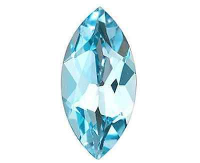 Natural Sky Blue Topaz AAA Marquise TOP QUALITY (4x2mm - 16x8mm) Loose Gemstones