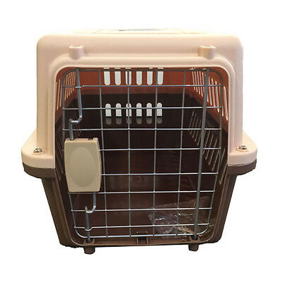 Brand New S,M,L Size AIRLINE TRANSPORT COMPLIANT PET CARRIER CRATE Cage T048