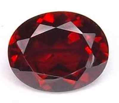 Synthetic Lab Created Dark Red Ruby AAA Corundum Oval Loose Stone (6x4-30x20mm)