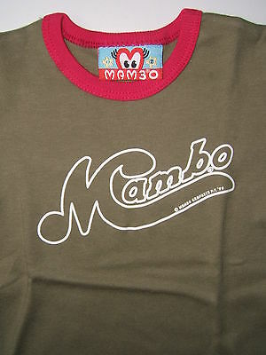 +Original Vintage Mambo+Moral Fibre+* Made In Australia* Size 2 Tiny