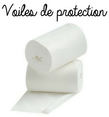 Lot Papiers Voiles Feuillet  De Protection Jetable Couches Lavables Change Bébé