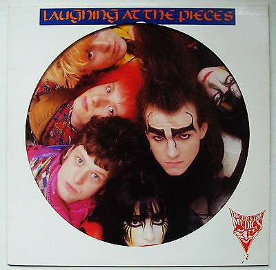 Doctor & The Medics - Laughing At The Pieces - 1986 Picture Disc (VG+/EX)