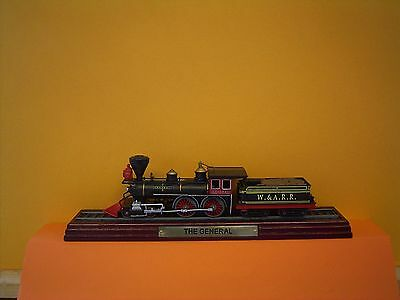 Atlas Editions Locomotive - THE GENERAL - 1:100 Scale Model Train