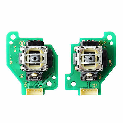 Analog Stick with PCB Board for Nintendo Wii U GamePad Controller Left Right Set
