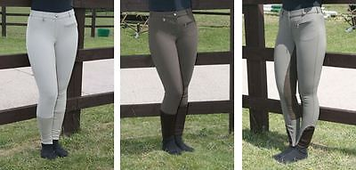 Jeffries Ladies Full Seat Competition Breeches