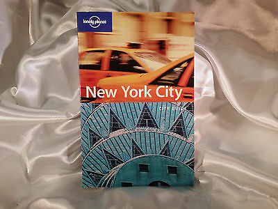 New York City-Travel Book-City Guide - Lonely Planet NYC Backpacking
