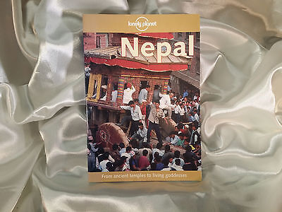 NEPAL - Book - Lonely Planet - Travel in Nepal