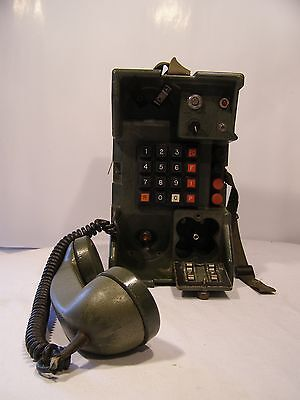 U.S. Military TELEPHONE SET TA - TA - 838 / TT