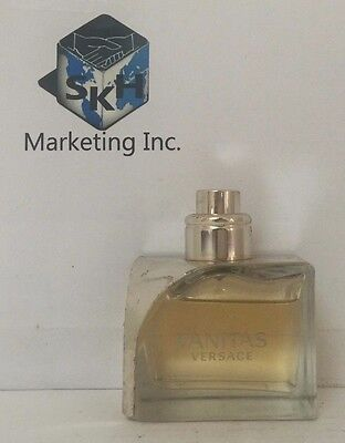Versace Vanitas Eau De Parfum Spray 1.7oz 50ml EDP