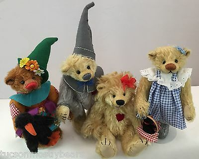 From our store, Set of 4 Deb Canham Wizard of Oz Inbetweenies