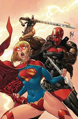Supergirl #35 New 52 2011 DC Comics