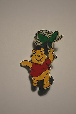 Disney Shopping.com WINNIE THE POOH Butterfly Series Pin LE 250
