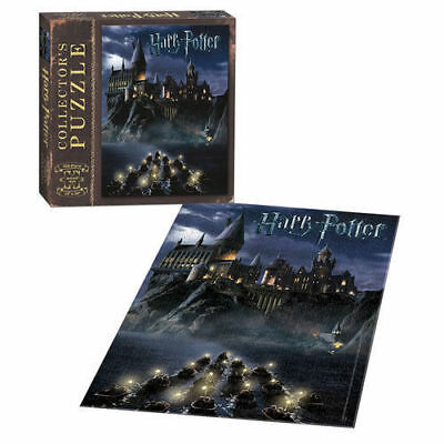 Harry Potter WORLD OF HARRY POTTER - HOGWARTS 550 Piece Jig-Saw Puzzle from USAo