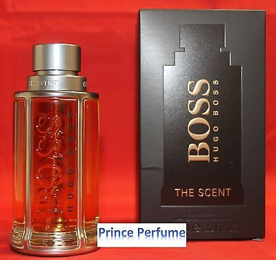 HUGO BOSS THE SCENT EDT VAPO NATURAL SPRAY - 200 ml