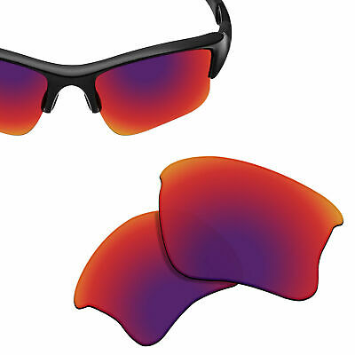 2.0mm Thickness Polarized Replacement Lenses Titanium for-FLAK 2.0 XL OO9188