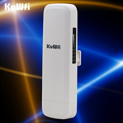 3km Wifi Long Range 1W High Power Wireless Outdoor CPE AP Router Support Openwrt