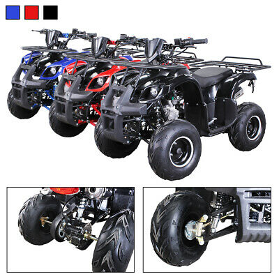 Midiquad Miniquad ATV S-8 125 cc Quad Pocket Bike Kinderquad Benzin Pocketquad