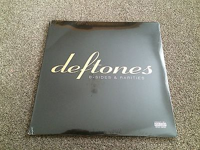 Deftones - B-Sides & Rarities - Rsd 2019 Double Lp Gold Vinyl & Dvd Sealed New