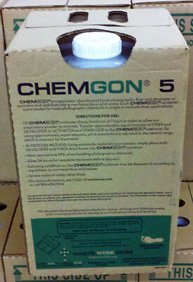 Chemgon Waste Chemical Disposal System - 5 Gallon Size