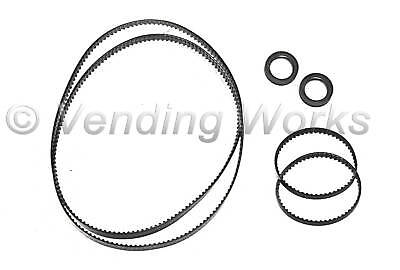 MEI Belts Mars AE VN 2000 Rebuild belt kit 6pc