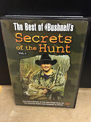The Best of Bushnells Vol 1 & 2 DVD Lot NEW! Factory Sealed!