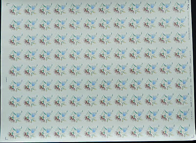 CERAMIC DECALS CANTERBURY 108 ON A SHEET 3 cm X 3 cm RIGHT PRICE