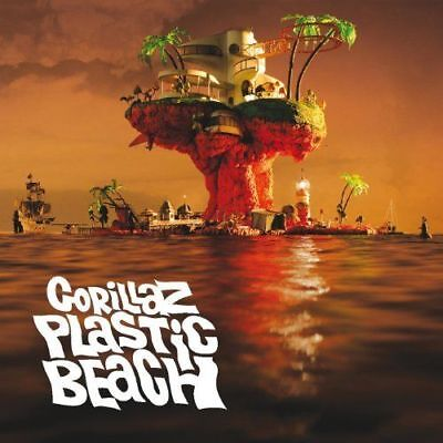 Gorillaz - Plastic Beach NEW CD ALBUM