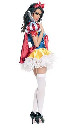 Sexy Snow White Princess Costume Dress Set for Cosplay/Halloween/Party