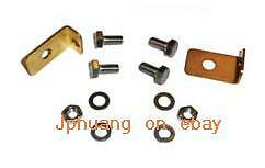 Odyssey Enersys battery Brass L Shape Angle Terminal Adaptor Kit Copper