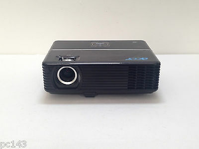 Acer P1265 Lcd Projector Used Unknown Lamp Hours Spotty Pixel | Ref:478