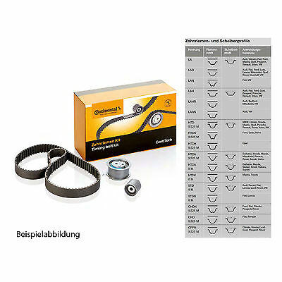 Timing belt kit ContiTech CT788K1 for for ex. Daihatsu