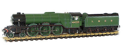 The last Accucraft S32-3 Scotsman LNER Doncaster green #4472 Live-Steam for sale