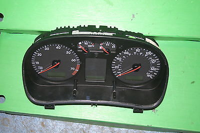 Vw Golf/bora 98/01 - Instrument Cluster/panel - Speedo Head/unit - New Genuine