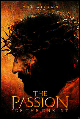 Passion of the Christ FRIDGE MAGNET 6x8 Mel Gibson Magnetic Movie Poster