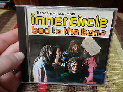 INNER CIRCLE_Bad To The Bone_used CD_ships from AUS!_Q3