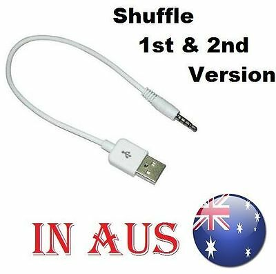 USB Data Cable Sync Charger For iPod Shuffle 2nd Gen AU