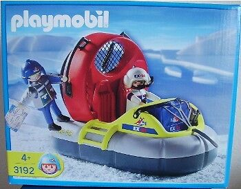 PLAYMOBIL Hovercraft Expedition 3192 NEU/OVP Dinosaurier