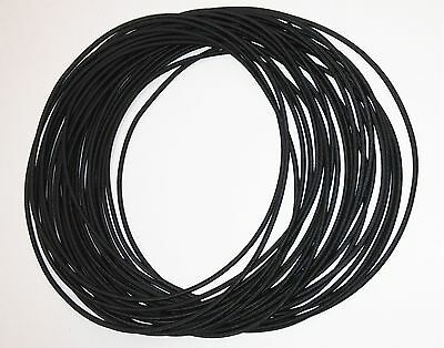 """2mm SHOCK CORD - BUNGEE CORD """"SOLD PER METRE"""" AUSSIE MADE"""
