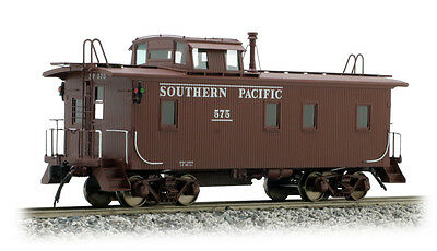 Accucraft AC93-010B / AC93-010B / AC93-011A C-30-1 SP Caboose, Messingm., 1:32