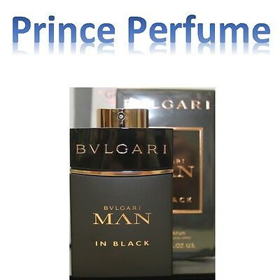 BULGARI MAN IN BLACK EDP VAPO NATURAL SPRAY - 100 ml
